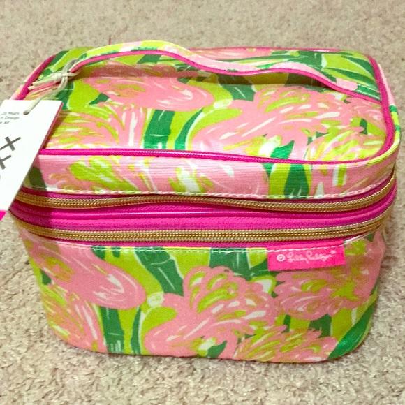 Lilly Pulitzer for Target Handbags - Lilly Pulitzer Make Up Bag NWT